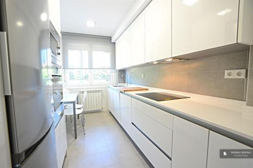 Stunning 3 bedroom Apartment in San Sebastian (FC7037) room Valokuvat