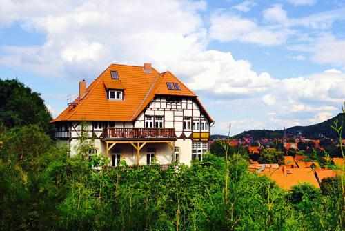 . Apartments Villa-Ratskopf Wernigerode