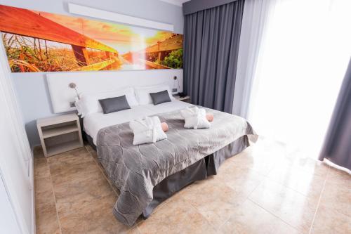 Hotel Bahia del Sol Zimmerfotos