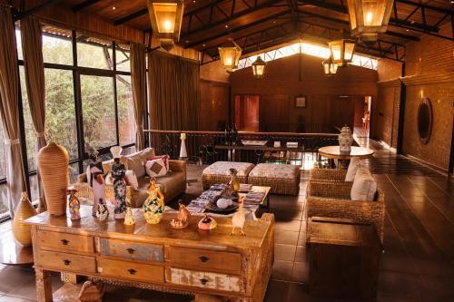 . Hotel Villa D'Angelo