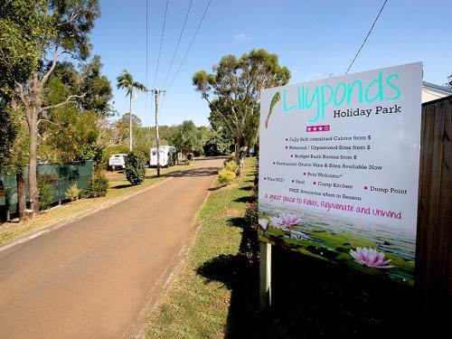 Lilyponds Holiday Park