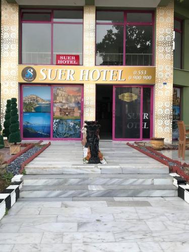 Kusadası Suer Hotel address