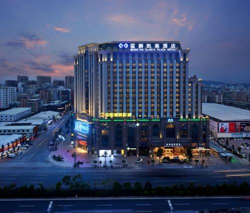 . Menshine Gloria Plaza Hotel