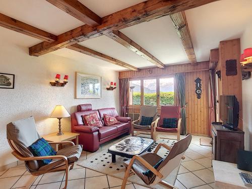 Three-Bedroom Apartment Boucanier 002 Verbier