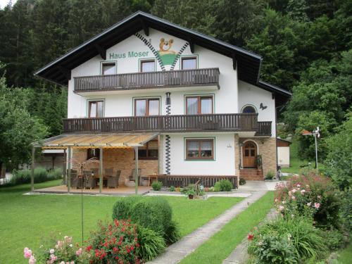 Accommodation in Wörschach