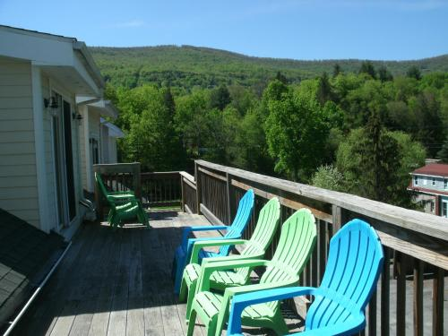 PENTHOUSE w/ SunRoom, deck, Mt view - Apartment - Windham