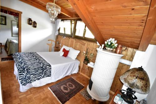 A casa di Ada B&B - Accommodation - Campolongo
