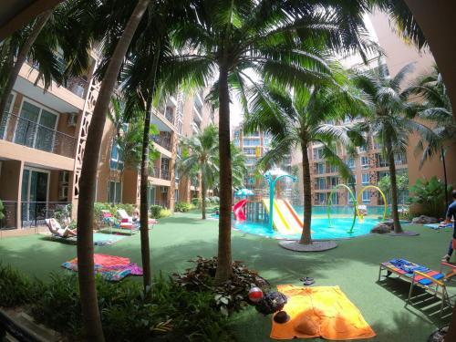 Atlantis Condo Resort Pattaya - B110 Atlantis Condo Resort Pattaya - B110