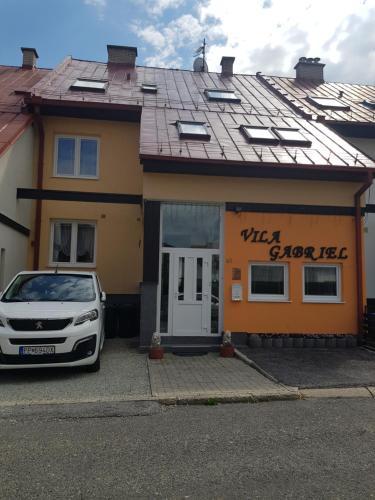 Vila Gabriel - Accommodation - Nová Lesná