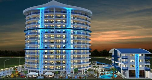 Mahmutlar MAHMUTLAR Elit apartments harita