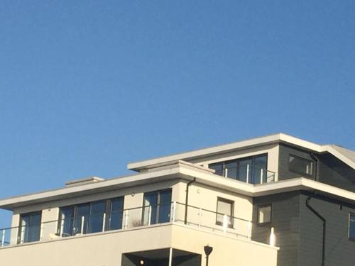 Penthouse Apartment Sea View, Crantock, Cornwall