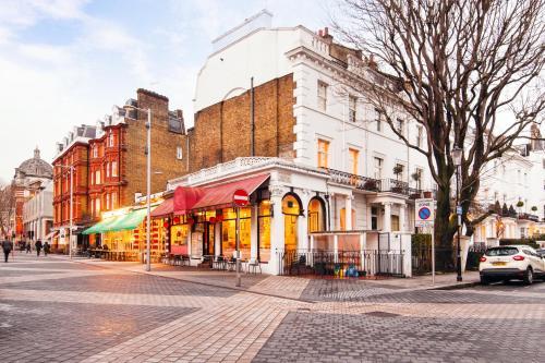 Dream South Kensington Apartment photo 21