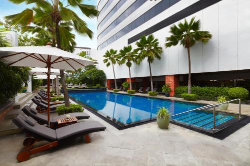 JW Marriott Hotel Bangkok photo 71
