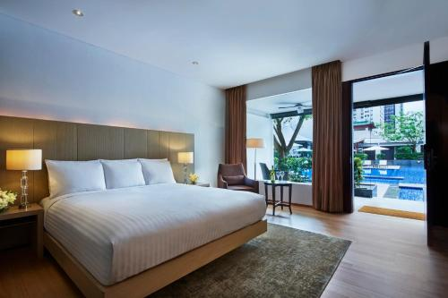 Singapore Marriott Tang Plaza Hotel photo 32