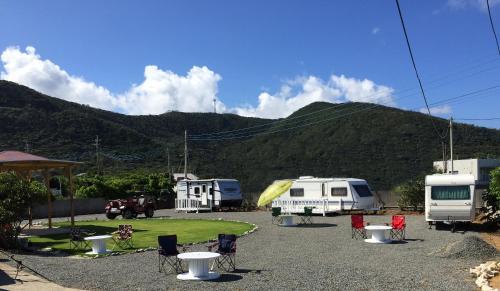 遊驚楽Trailer camp ~あしびどろ ~