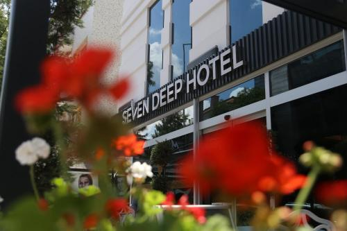 Ankara Seven Deep Hotel yol tarifi