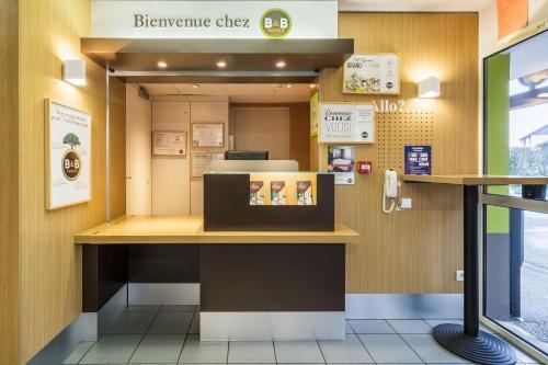 B&B Hôtel Saint-Brieuc