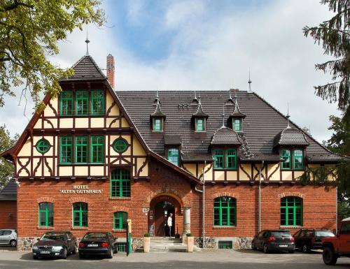 . Gutshaus Am Schloss Klink