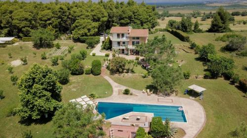 . Exclusive Villa in Sani Area