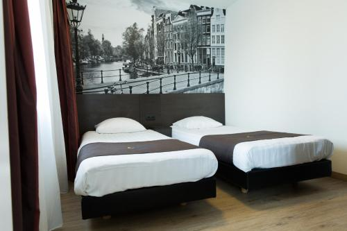Bastion Hotel Amsterdam Amstel photo 26