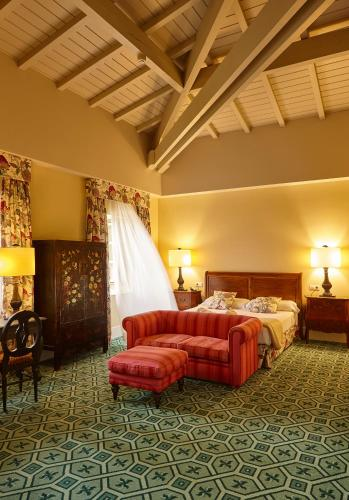 Deluxe Double Room Palacio Urgoiti 2