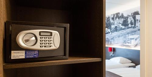 Bastion Hotel Amsterdam Amstel photo 14