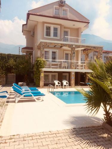 Fethiye Mountain View Villa fiyat