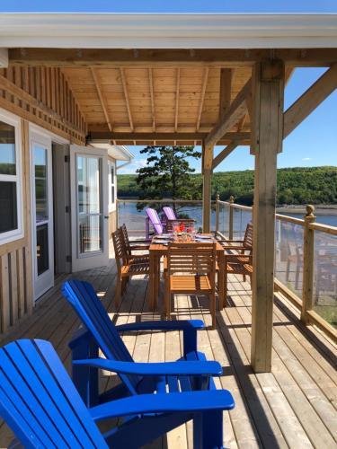Still Point Lodge - Smiths Cove, NS B0S 1J0