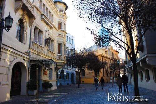 HotelPlaza Paris Amistar