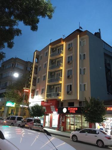 Burdur Ozeren 1 Hotel how to go