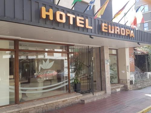 Фото отеля Hotel Europa