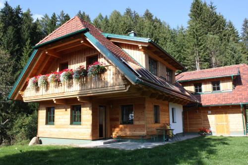 Stillbacherhütte - Chalet - Mariahof