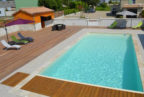 Le Coteau De Bazeille Spa And Sauna