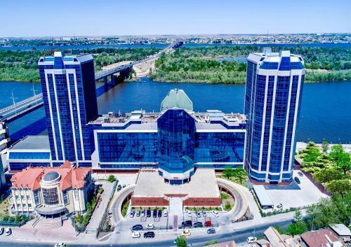 . Grand Hotel Astrakhan