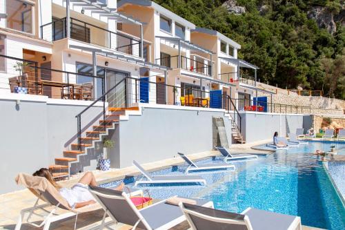 Villa Agora Road, Lefkas, Vasiliki, 31082, Greece.