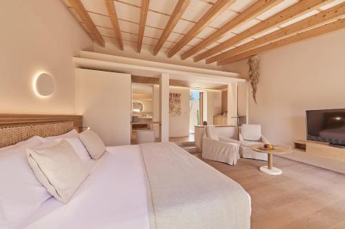 Suite Superior con vistas al mar Pleta de Mar, Luxury Hotel by Nature - Adults Only 2