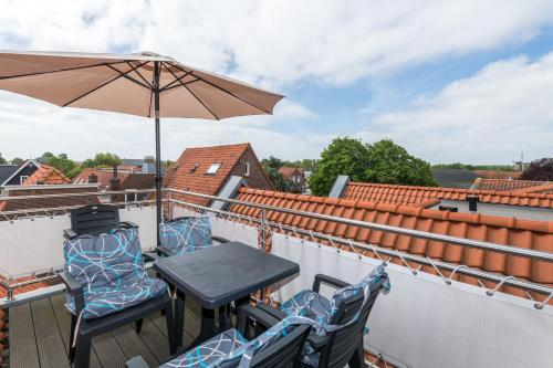 . Appartements Centre Ouddorp with terrace, near the beach and the centre of the village