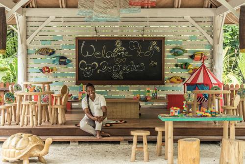 Petite Anse, Baie Lazare, PO Box 1397, Victoria, Mahe, 0000 Desroches, Seychelles.