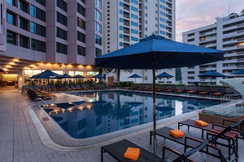 Rembrandt Hotel Bangkok photo 42