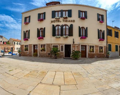 Hotel Tiziano - image 1