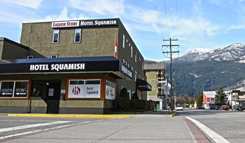 . Hotel Squamish
