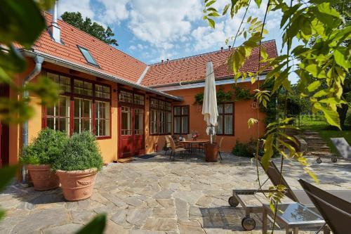 . Villa Tranquillini