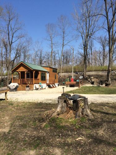 Portabella Cabin At Morels On The Wabash