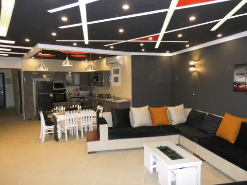 . Three-Bedroom Apartment at Louly Beach Resort