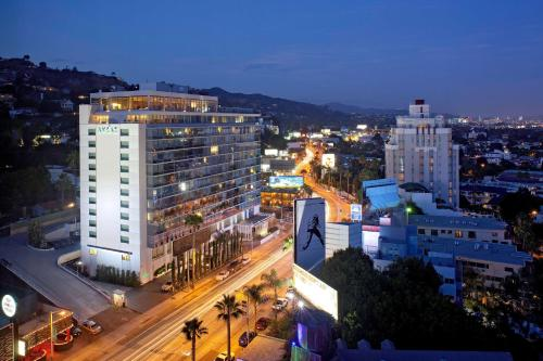 Andaz West Hollywood-a concept by Hyatt