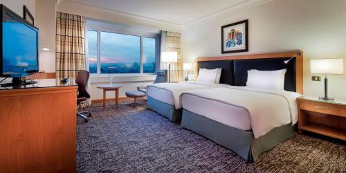 Adana HiltonSA Hotel 룸 사진