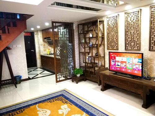 Suzhou Leju Boutique Apartment photo 20
