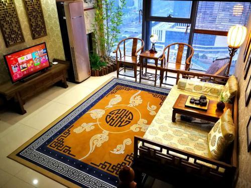 . Suzhou Leju Boutique Apartment