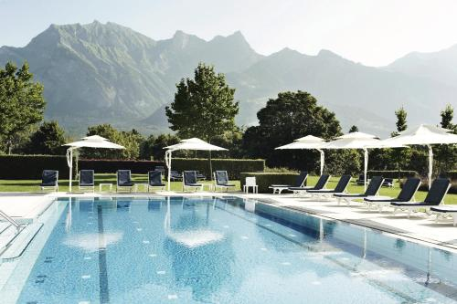 Bernhard-Simonstrasse, 7310 Bad Ragaz, Switzerland.