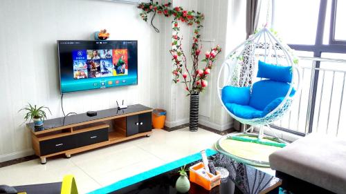 Suzhou Leju Boutique Apartment photo 67